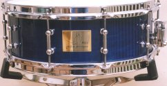 midnight blue snare